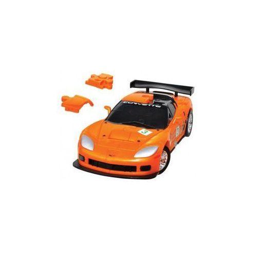 Eureka Puzzle samochód 3d cars - corvette c6r - poziom 3/4 - szybka wysyłka (od 49 zł gratis!) / odbiór: łomianki k. warszawy