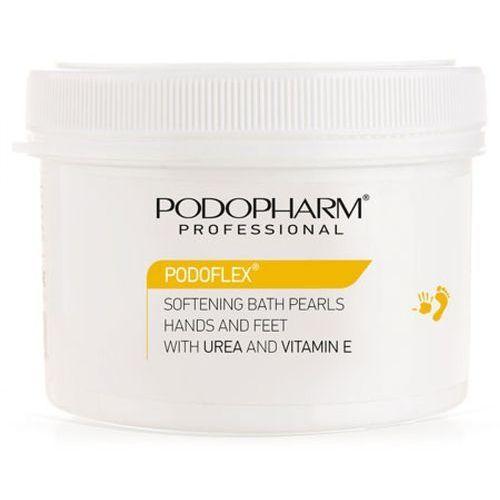 softening bath pearls hands and feet zmiękczające perełki do kąpieli dłoni i stóp z mocznikiem i witaminą e marki Podopharm
