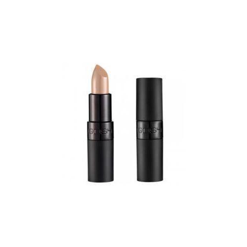 Gosh velvet touch lipstick - odżywcza pomadka do ust 122 nougat (5701278671880)