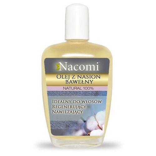 Olej z nasion bawełny 30 ml - Nacomi (5901878680828)
