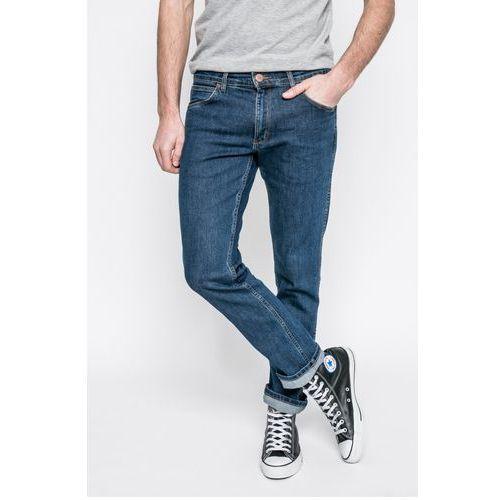 Wrangler - jeansy greensboro darkstone