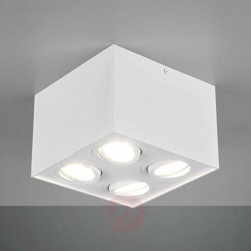 Lampa Sufitowa Trio Leuchten BISCUIT Biały, 4-punktowe - Nowoczesny - Obszar wewnętrzny - BISCUIT - Czas dostawy: od 3-6 dni roboczych (4017807426977)