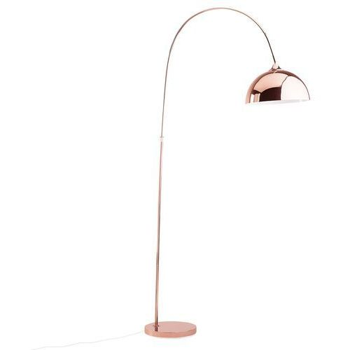 Lampa stojąca miedziana 160 cm CANDELLA, kolor Miedziany