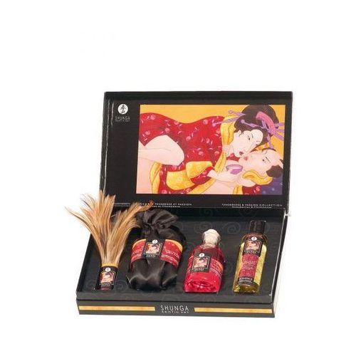 Shunga (can) Zestaw prezentowy tenderness & passion gift set | 100% dyskrecji | bezpieczne zakupy