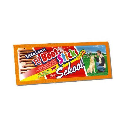 beef stick school rind - przysmak dla psa z wołowiną 10szt. marki Vitakraft