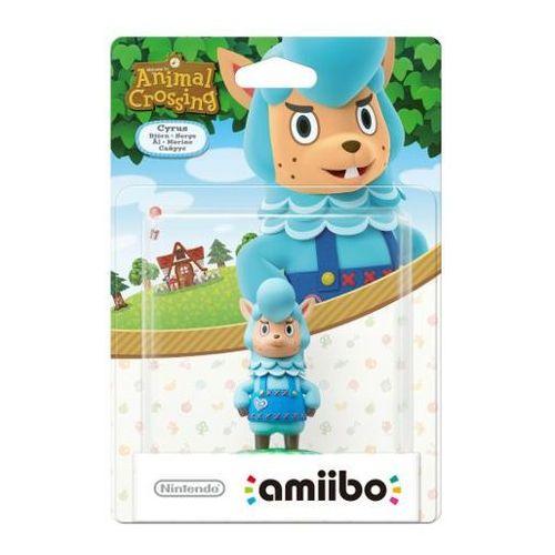 Figurka Amiibo Animal Crossing Cyrus