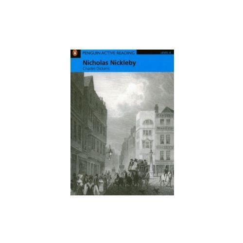 Penguin Active Reading Level 4 Nicholas Nickelby z płytą CD