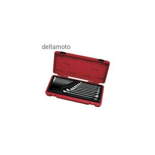 Zestaw kluczy płasko-oczkowych 16 sztuk marki Seneca