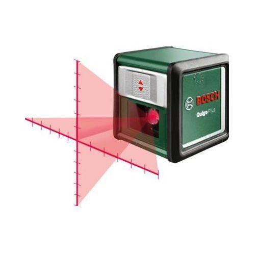 Laser krzyżowy BOSCH Quigo Plus z podziałką DARMOWY TRANSPORT (3165140836104)
