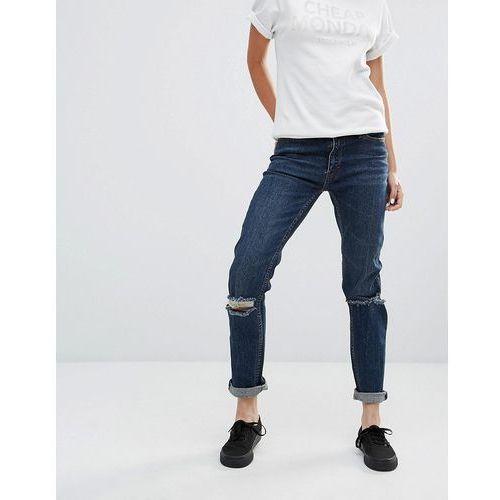 Cheap Monday Common Slim Jeans L32 - Blue ()