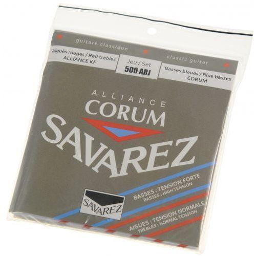 Savarez (656120) 500arj corum alliance hst struny do gitary klasycznej