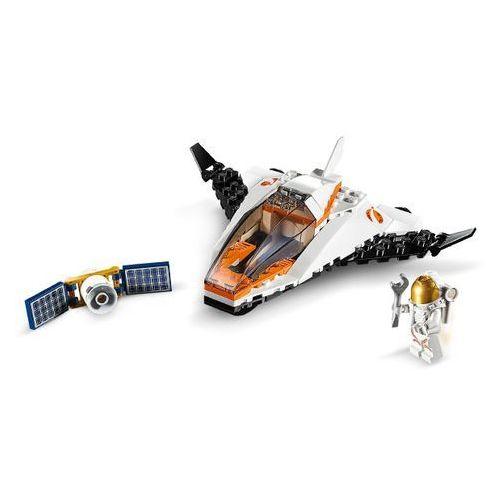 Lego CITY Naprawa satelity satellite service mission 60224