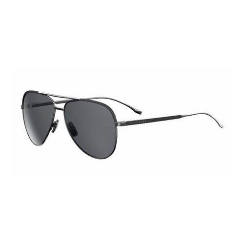 Boss by hugo boss Okulary słoneczne boss 0782/s polarized agl/ra