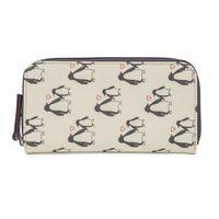 Portfel Pink Lining Penguin Love