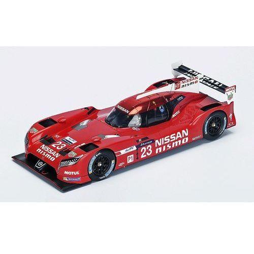 SPARK Nissan GT-R LM Nis mo #23 O. Pla/J. Mardenb z kategorii osobowe
