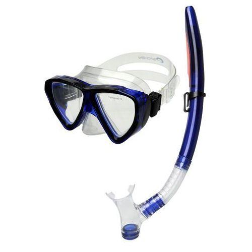 Zestaw do nurkowania SPOKEY Quarius 84098 (maska+fajka)