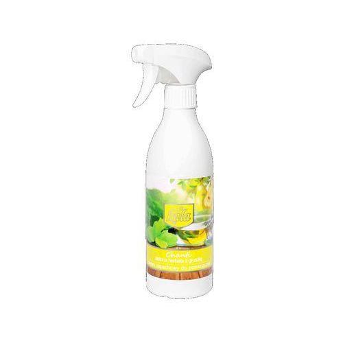 Odświeżacz KALA CHANTI ZIELONA HERBATA Z GRUSZKĄ 500 ml Profesjonalny olejek zapachowy (5907731395458)