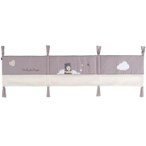 Candide ochraniacz air do łóżeczka ´niedźwiadek w kapturze´ (3275051346811)