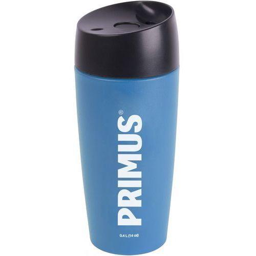 Stalowy kubek termiczny c&h 0,4l - niebieski - niebieski marki Primus
