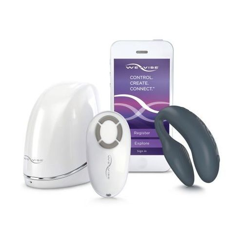 We-Vibe 4 Plus (ciemnoszary)