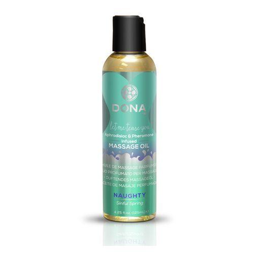 Olejek do masażu nuru lomi lomi- Dona Scented Massage Oil 125 ml Wiosenny