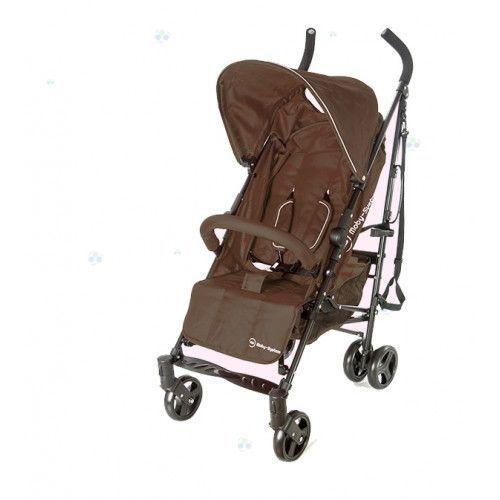 Kidz-motion Wózek spacerowy camden brązowy #g1