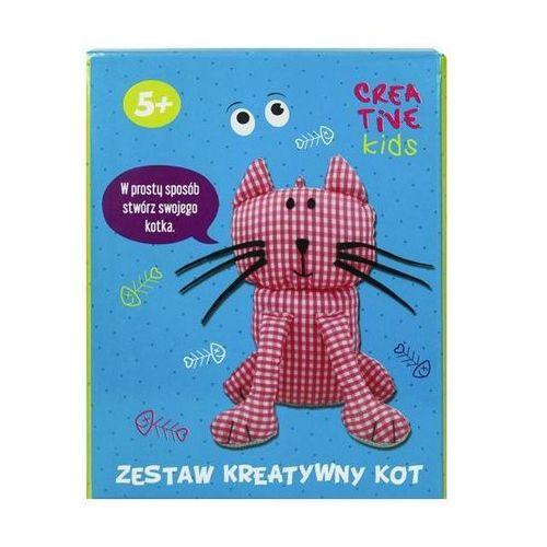 Zestaw kreatywny - Kot 0083/0007 - INCOOD