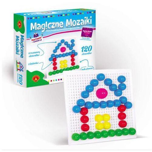 Magiczne mozaiki kreatywność i edukacja 120 marki Alexander