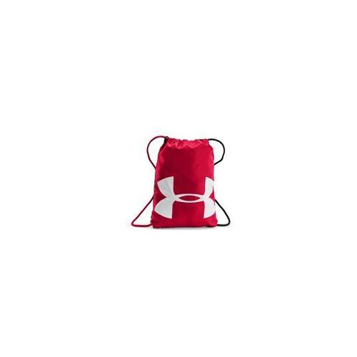ua ozsee sackpack red 1szt marki Under armour