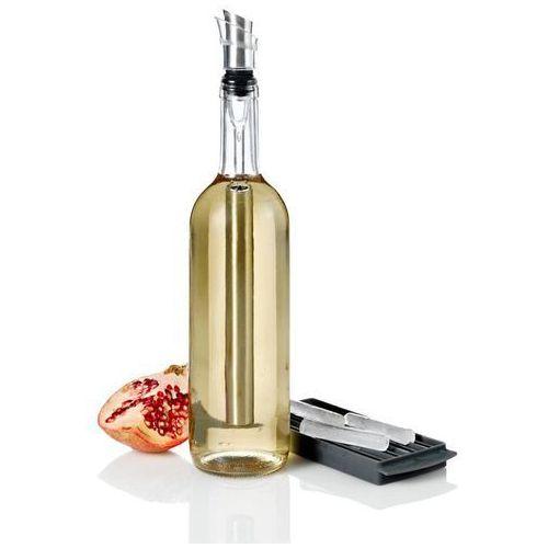 Wkład chłodzący z nalewakiem do wina w zestawie 6 funkcyjnym icepour marki Adhoc