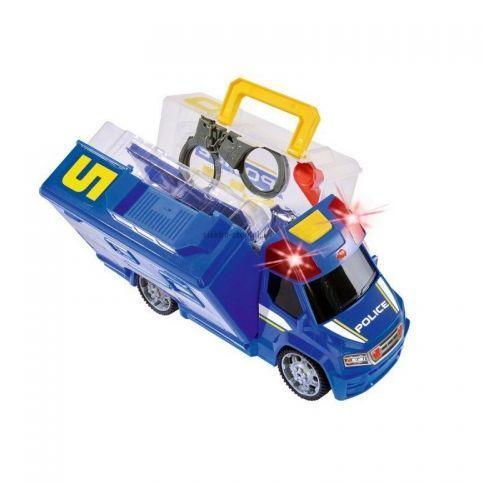 Van Policja z zestawem akcesoriów (4006333041976)