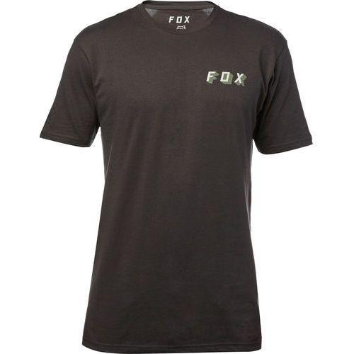 FOX koszulka męska Double Uppers SS Premium XL czarna, kolor czarny