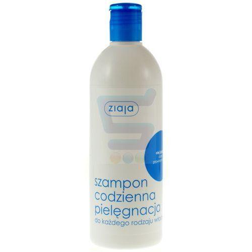 ZIAJA Intensywna Pielęgnacja Włosów - Szampon codzienna pielęgnacja włosów JOJOBA 400ml (5901887020165)