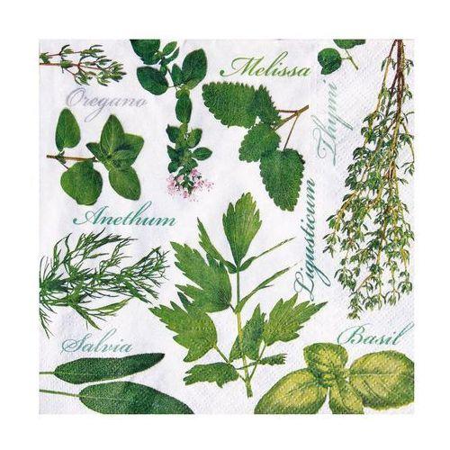 Paw decor Serwetki herbal taste 33 x 33 cm 20 szt.
