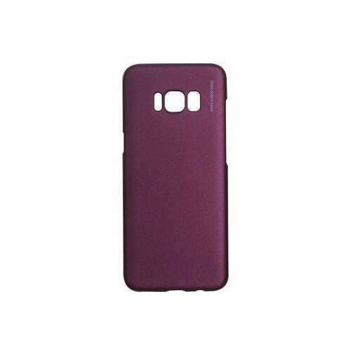 Samsung galaxy s8 - etui na telefon knight - red wine marki X-level
