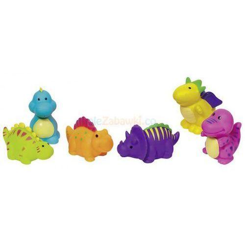 GOKI Dinozaur do kąpieli ZIELONY