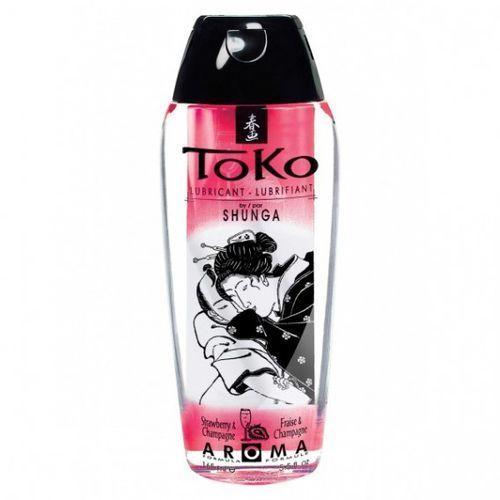Shunga - toko lubricant strawberry 165 ml marki Shunga (can)