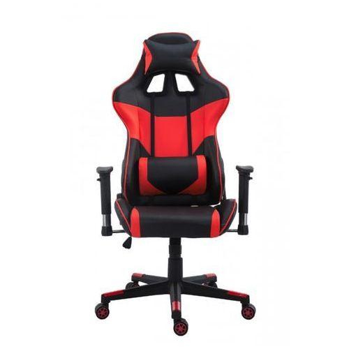 Import Fotel gamingowy (styl sportowy fotel samochodowy) wybierz kolor: biały, pomarańczowy, czerwony, niebieski czerwony