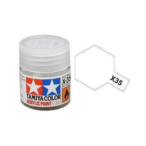Tamiya Farba akrylowa - x35 semi gloss clear gloss / 10ml 81535 (45136825)