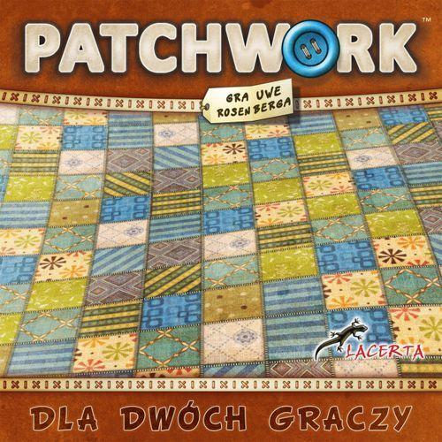 OKAZJA - Patchwork (edycja polska) marki Rebel