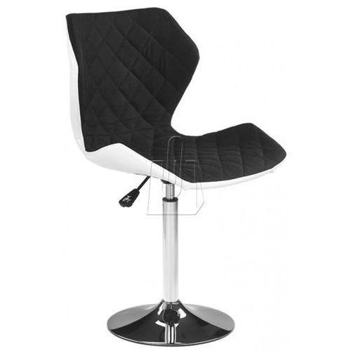 Fotel młodzieżowy Halmar Matrix 2 czarny - gwarancja bezpiecznych zakupów - WYSYŁKA 24H, kolor wielokolorowy