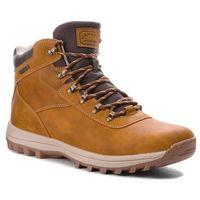 Trapery LANETTI - MP07-3213-05BIG Lt Brown, kolor brązowy