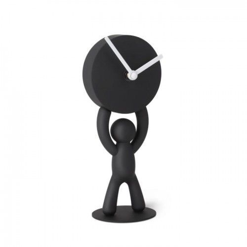 Zegar stojący czarny Buddy UMBRA