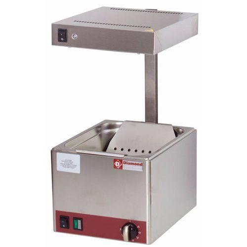 Pojemnik dla solenia frytek -top- od producenta Diamond