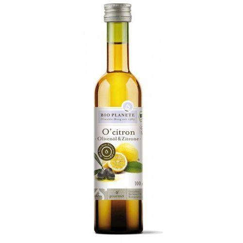 Oliwa z oliwek z cytryną bio 250 ml - marki Bio planete