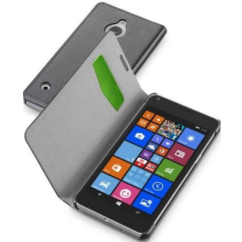Etui CELLULAR LINE Book Essential do Microsoft Lumia 850 Czarny (8018080259036)