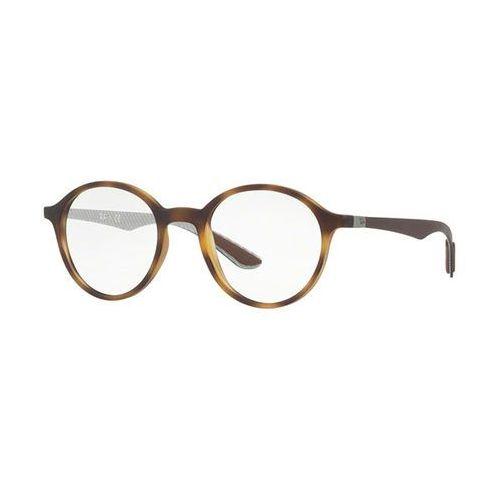 Ray-ban junior Okulary korekcyjne rx8904 5200