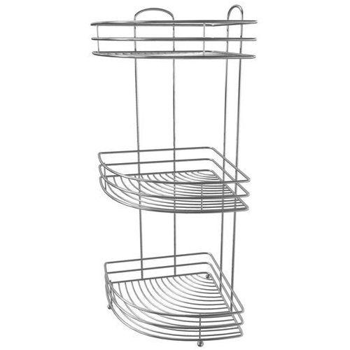 Koszyk łazienkowy narożny ESKIMO Fida M3 (5904202122735)