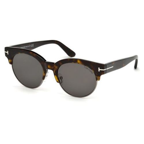 Tom ford Okulary słoneczne ft0598 polarized 52d