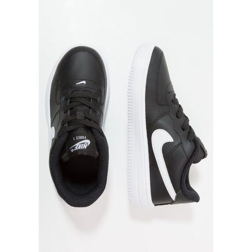 OKAZJA - Nike Sportswear FORCE 1 Półbuty wsuwane black/white